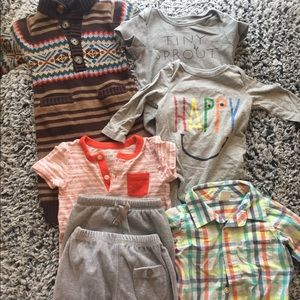 Baby Gap Boy Bundle 3-6 months